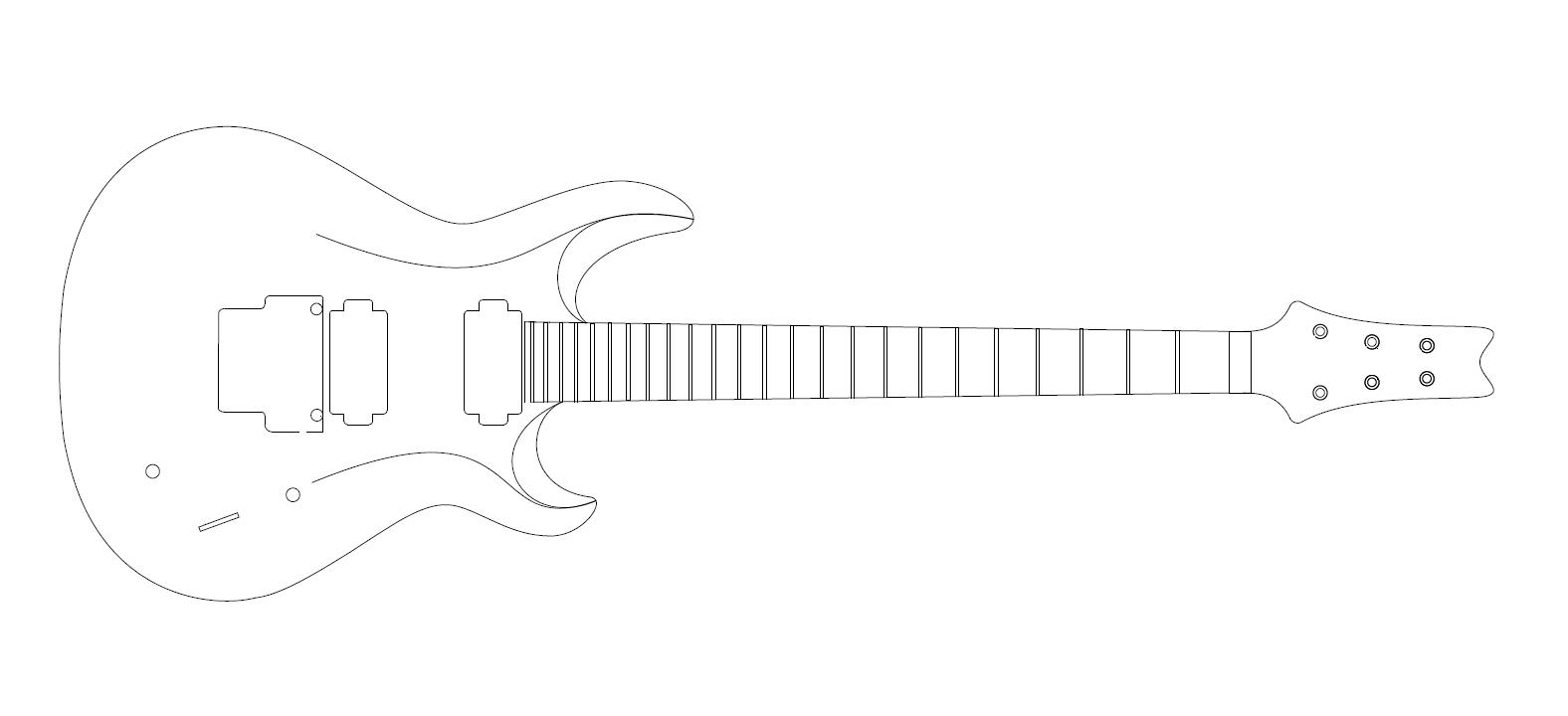 Phoenix1 | Addict Guitars | Custom hand made guitars